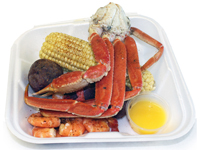 Meals To Go - Gulf Shores Seafood