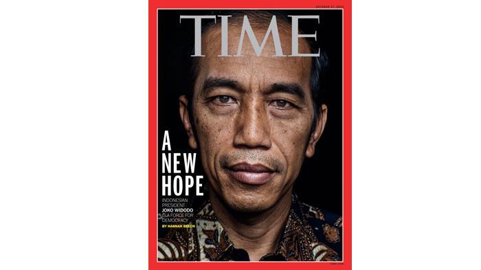 Jokowi Time Magazine