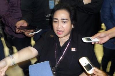 Rachmawati Naik Pitam KPK Tak Menggubris Laporannya...Marah Karena Pelantikan Jokowi Dihadiri Orang Asing