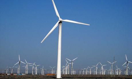 china wind power listrik