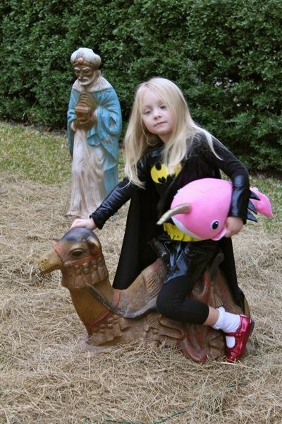 Riding a Camel to Bethlehem