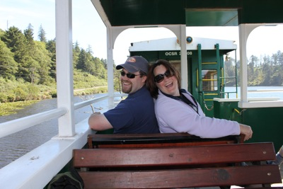 Anna and Jason