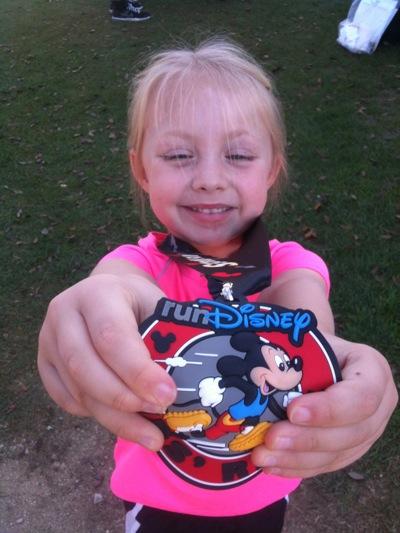 Mickey Medal!