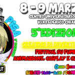 Il GIC al 5° Cusplay Pisa 8-9 marzo