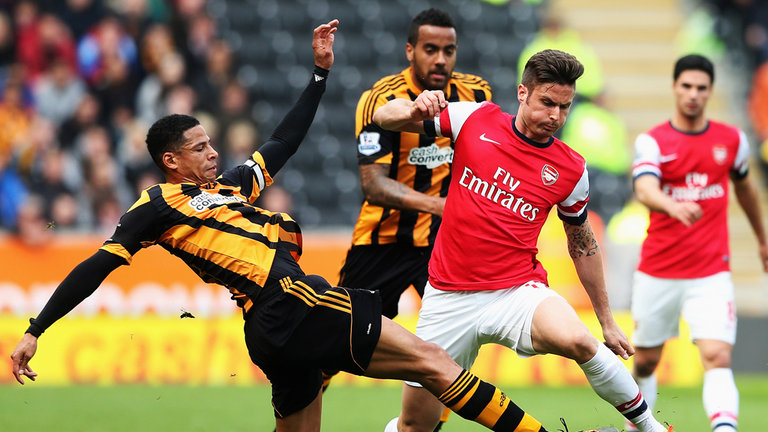 Hull will be up for the battle...
