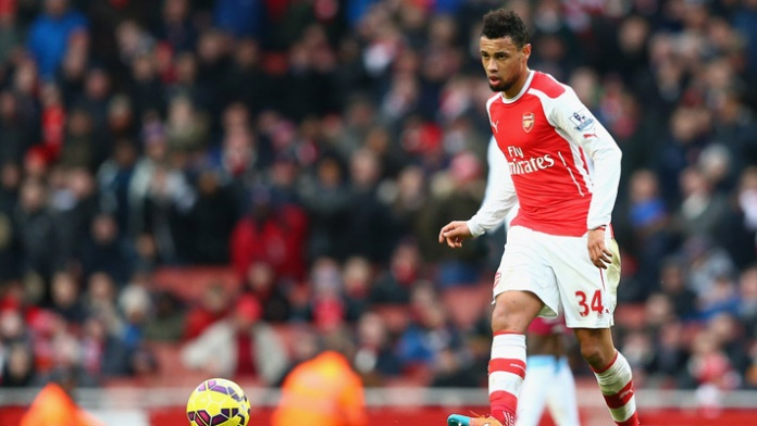 Man of the year: Coquelin has oozed class since his introduction into the team.