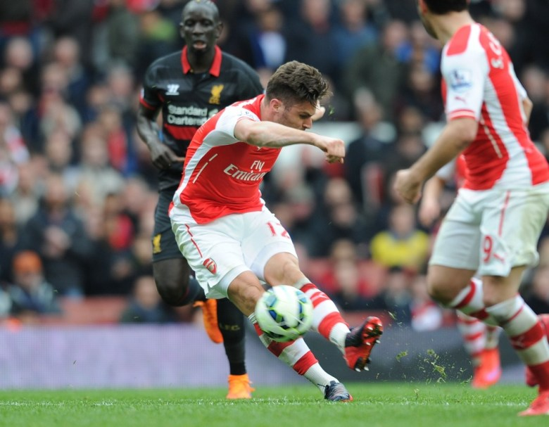 Giroud adds insult to injury at the death