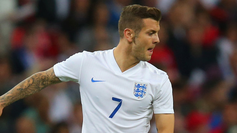 Jack for England is not Jack for Arsenal