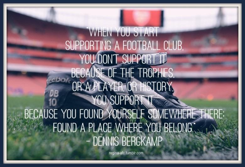 Bergkamp quote