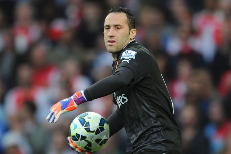 Ospina's professional attitude is probably his greatest asset