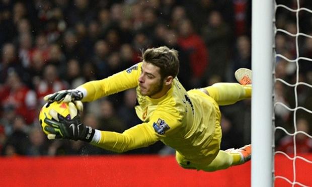 United's hero of 2014/15: David de Gea