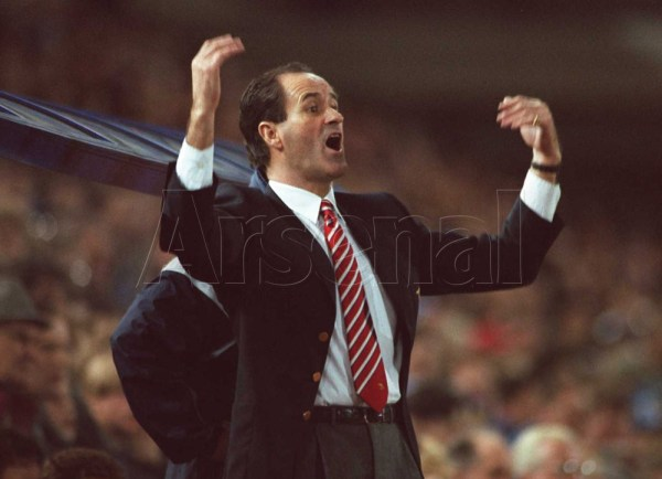 George Graham, spoon-feeder?
