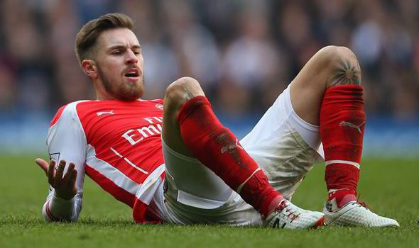 Does Ramsey fit in to the current starting lineup?