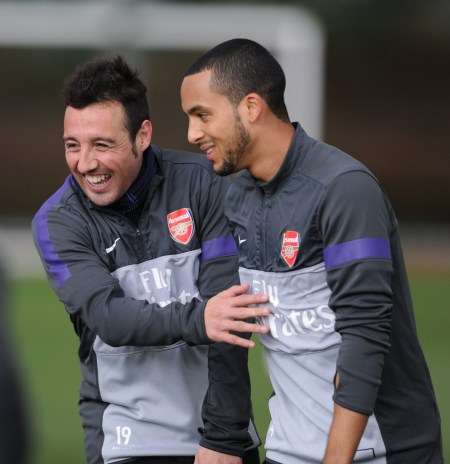 santi and theo