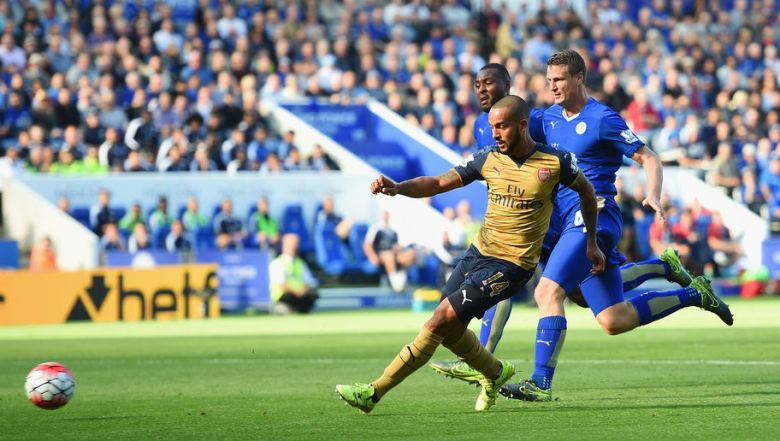 Direct approach led to Theo's equalizer versus the Foxes
