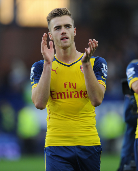 Chambers could impress in midfield.