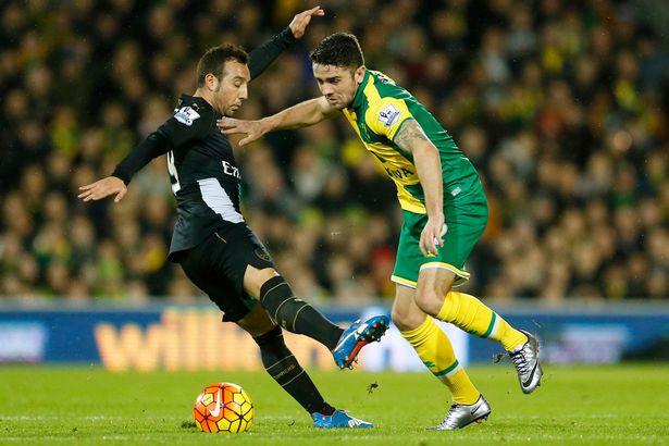 Santi played on injured, why?