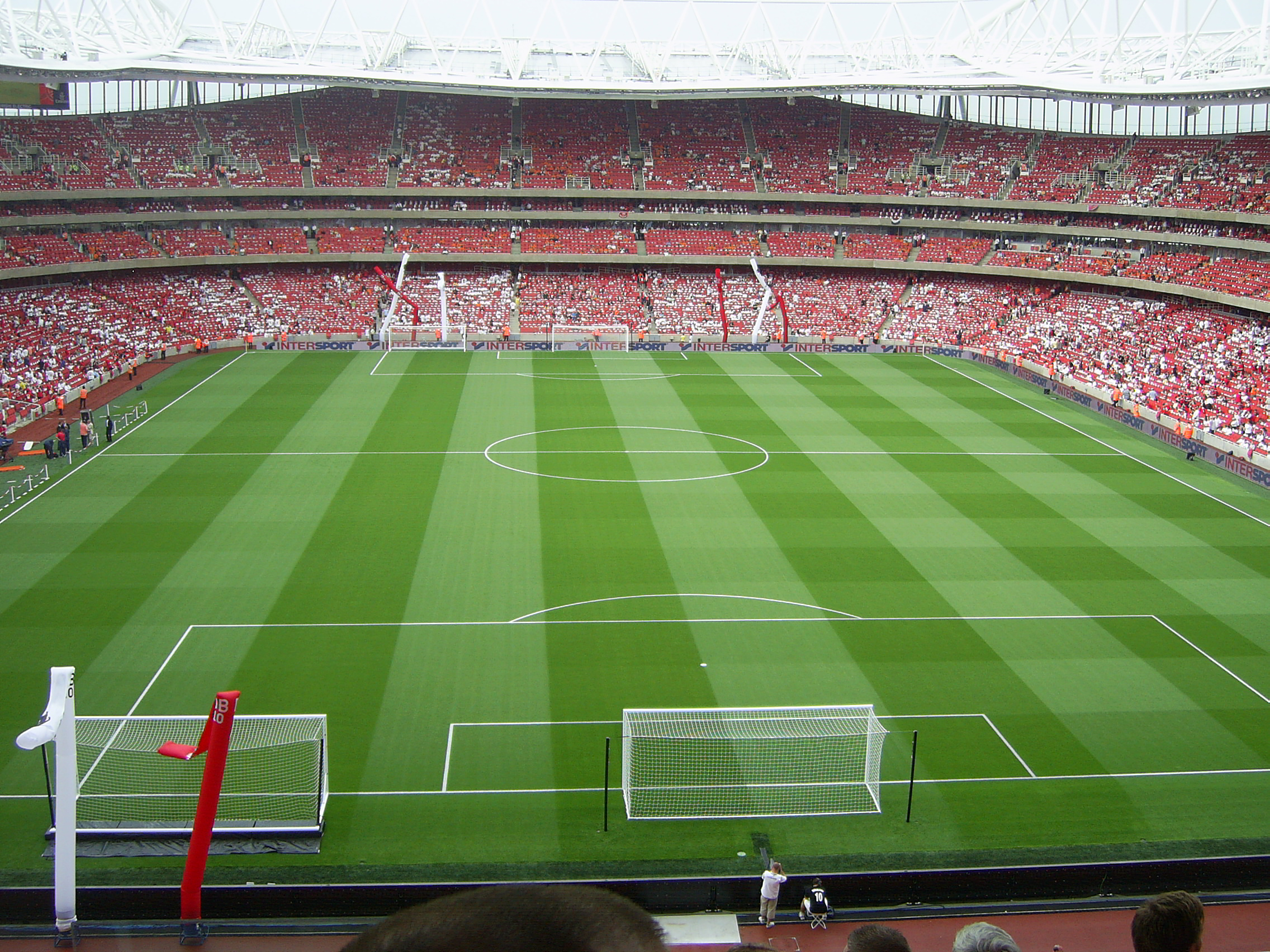 Emirates Stadium; built at the expense of the career advancement and the ability to win trophies of One Man!