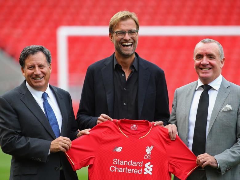 Klopp knew when it was time for a fresh challenge
