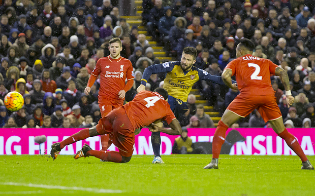 Do we have the guts - Giroud does