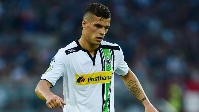 just who is Granit Xhaka?