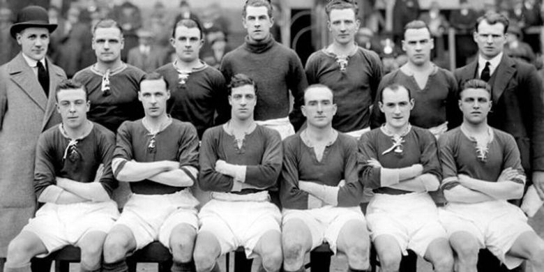 One of Chapman's early 1930s sides