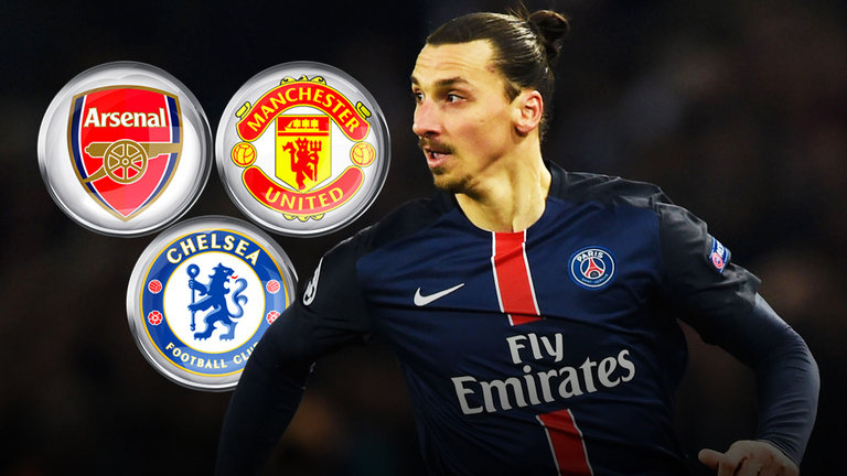 Which Premier League Giant for Ibra?
