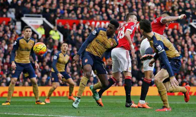 Staggering! only Danny Welbeck has converted Ozil's chances in 2016.