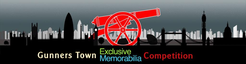 GT Exclusive Memorabilia Competition banner