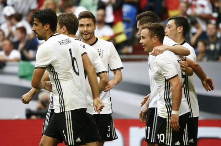 German possession football