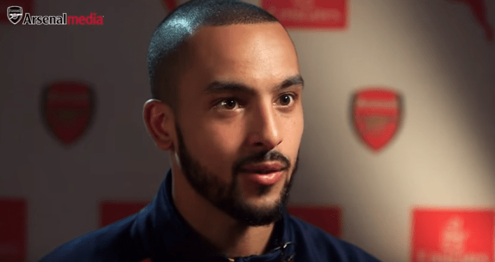 Walcott has spoken out about his desire to play wide right after Arsenal were linked with Draxler and Mahrez