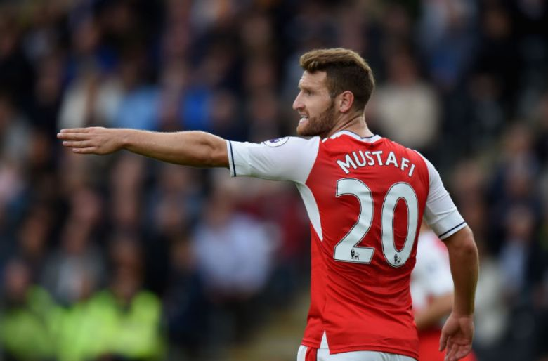 Mustafi rising to the task