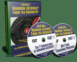 handgun accuracy scam