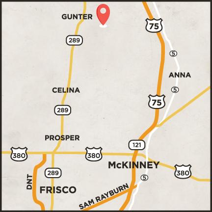 Gunter Map