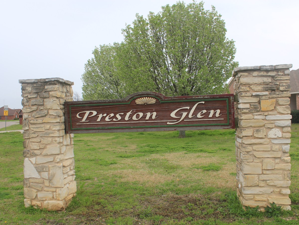 Preston Glen Subdivision