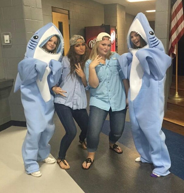 Twin Day at GHS
