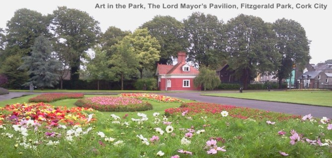 Art in the Park - Cork city Kids workshops with P Gurgel-Segrillo