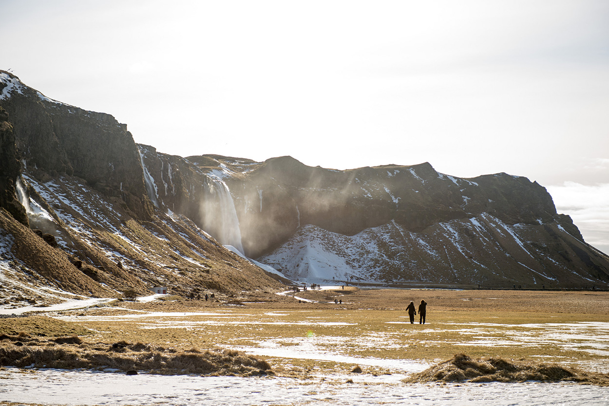 Seljalandsfoss, Iceland, Sarah Gerrity, 2016