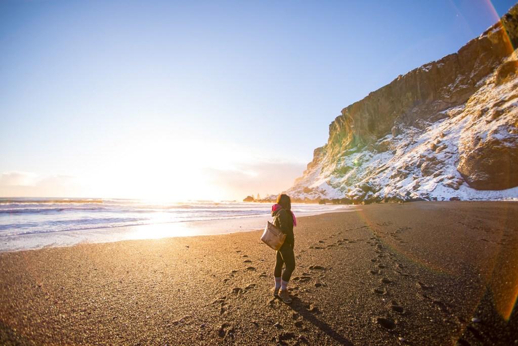 Vik Beach, Iceland, Sarah Gerrity 2016