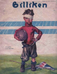 Revista Billiken N° 1 - 17-11 1919