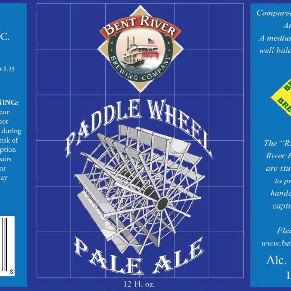 Bent River Paddle Wheel Pale Ale