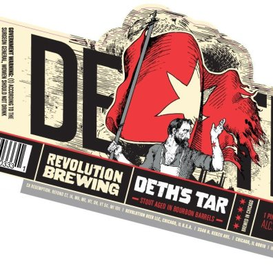 Revolution Brewing Deth's Tar