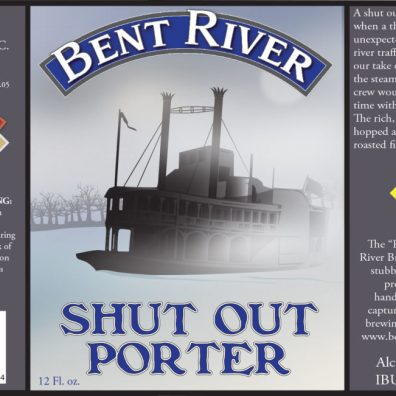 Bent River Shut Out Porter