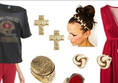 49ers Gameday Outfit Ideas casual dressy