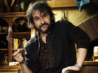 Peter Jackson's Cameo in the Hobbit Revealed. And It's a Sneaky One.
