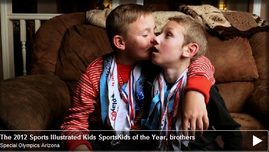 Sports Illustrated SportsKids of the Year is the Feel Good Story of the Day