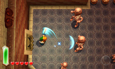 Nintendo Announces a New Legend of Zelda Game for 3DS, Set in the Same World as A Link to the Past!