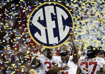 SEC Football is the best around
