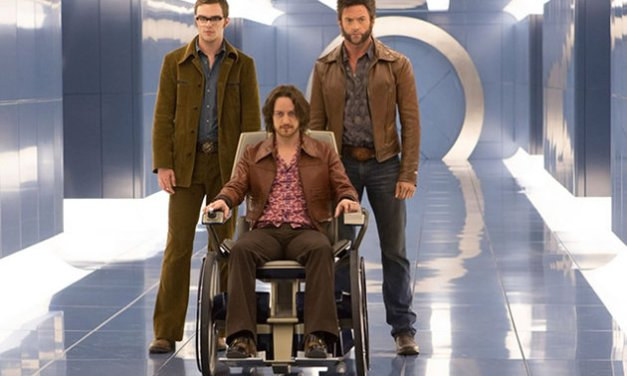 X-Men Days of Future Past Official Trailer