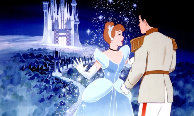 Watch this creepy Cinderella/Carrie mashup